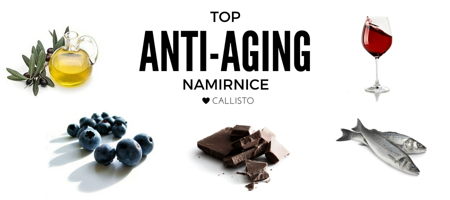 TOP namirnice protiv starenja